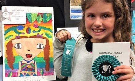 2016-2017 Art Reflection Winners