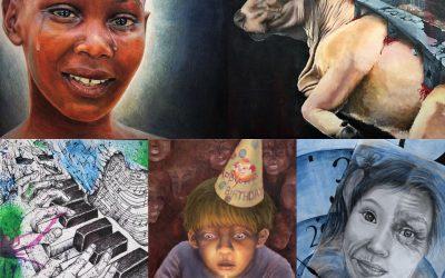 The Scholastic Art & Writing Awards Contest 2018