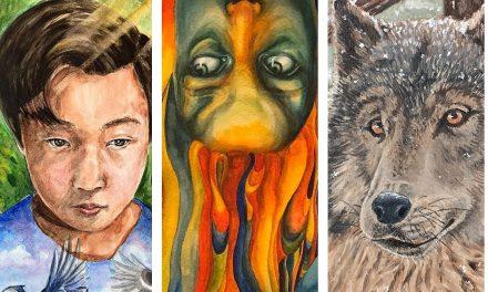 Congratulations!! 2019 scholastic Art &Writing Awards winners